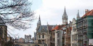 visa Bỉ
